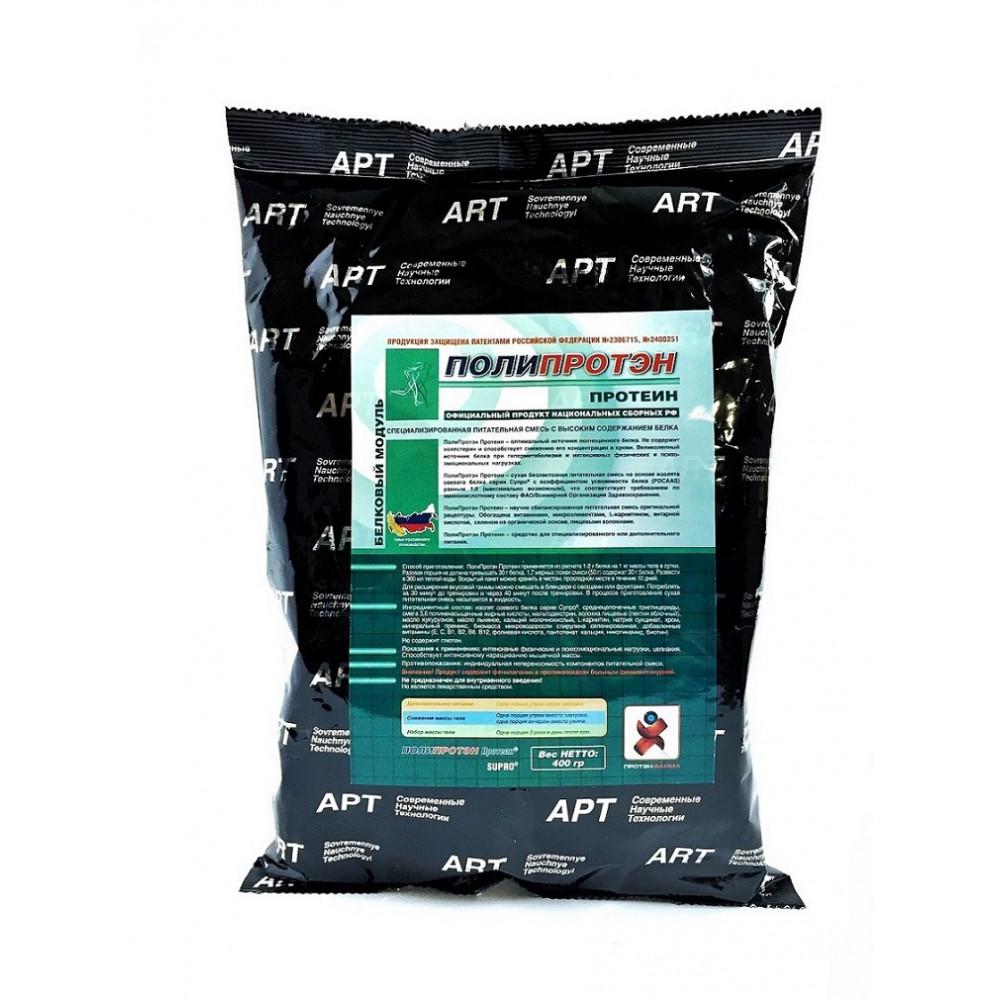 Полипротэн Протеин спорт - белковая смесь 400 гр.